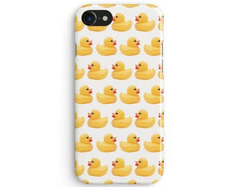 Rubber ducks - iPhone 7 case, Samsung galaxy S8 case iPhone 6 iphone 7 plus samsung galaxy S7 iphone SE 1P146