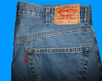 Levis 505 Regular-ALL SIZES