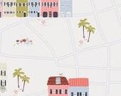 Charleston by Amy Sinibaldi for Art Gallery Fabrics - The Row in Charleston