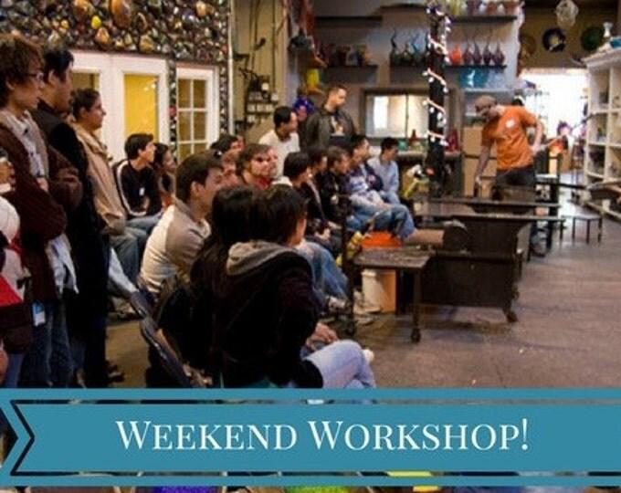 Weekend Workshop!