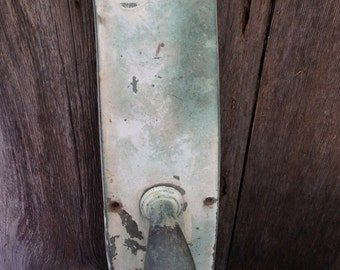 Vintage Full-Plate Door Handle