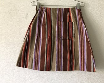 Vintage 60s Handmade Skirt