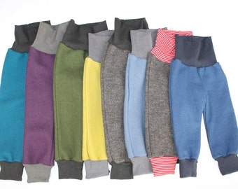 Pants from Wollwalk fed 8 colors, wool pants