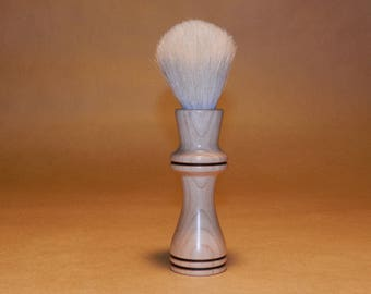 Hard Maple Shave Brush