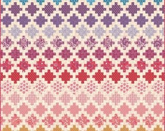 """Spellbound by Urban Chiks for Moda Quilt Kit 59"""" x 76"""""""