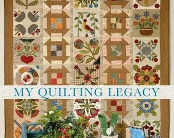 My Quilting Legacy by Normal Whaley