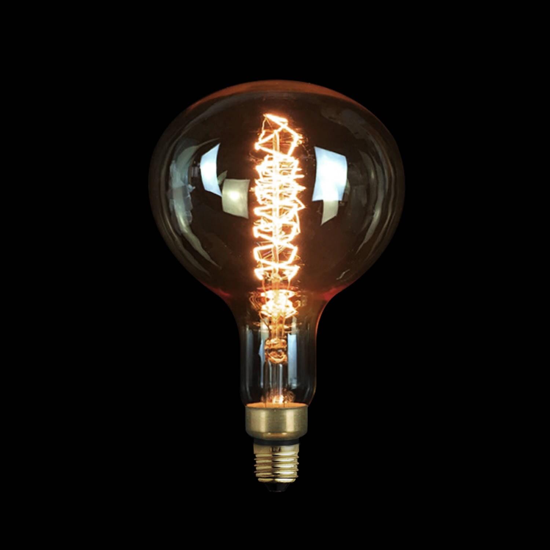 Edison Bulb Floor Lamp Canada: Oversize Balloon Large Shaped Edison E27 Light Bulb 220V