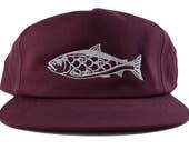Salmon Snap Back Hat - Bu...