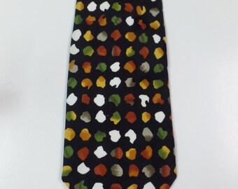Vintage Serica Elite Silk Necktie