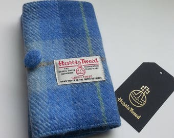 Harris Tweed Crochet Hook Organizer