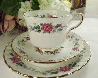 Royal Stafford Teacup, Saucer , Plate , Royal Stafford Vintage