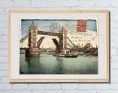 Fine Art Print London - L...