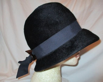 Vintage Trevi Mister T flapper hat