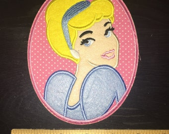 Ready to ship Large Cinderella patch
