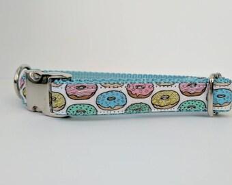 Donut Dog Collar