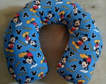 Mickey Children's Neck Pillow
