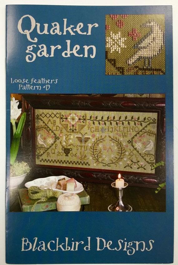 Quaker Garden By Blackbird Designs