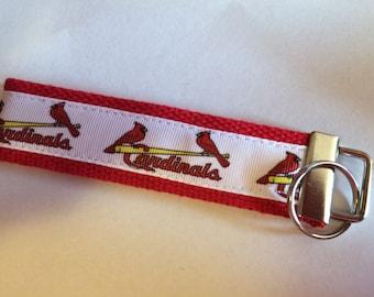 St. Louis Cardinals Keychain Wristlet