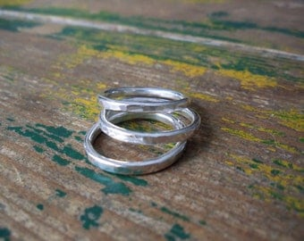 Men's Stacking Rings