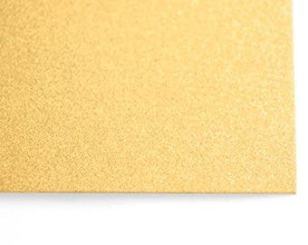 paper-Gold Metallic 80lb