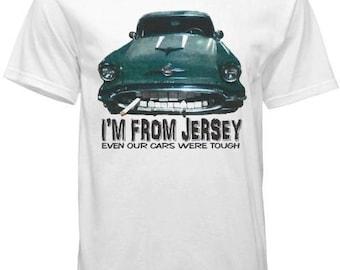 Vintage New Jersey Tuff T-Shirts
