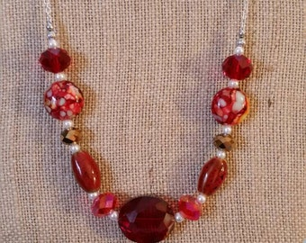 Red Delicious Necklace