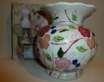 Vintage Blue Ridge Ceramic Vase From The 1950's