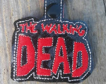 The Walking Dead Zombie Apocalypse Key Chain