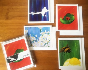 Note cards_ Paintings1