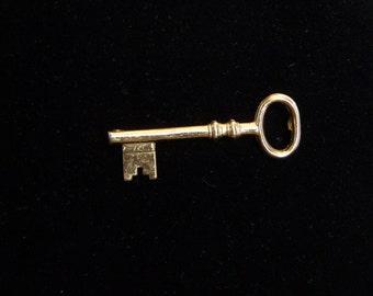 CORO PEGASUS gold skeleton key