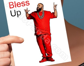 21St Birthday Card | Dj Khaled | Anniversary Card Cute Birthday Card 1St Anniversary Boyfriend Anniversary Best Friend Gift Men Boyfriend