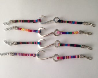 Bracelet Andean hook