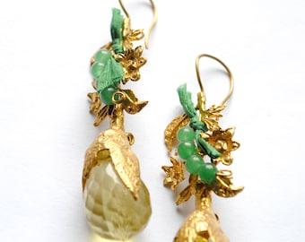 Jewelry, Turkish Jewelry, Drop Earring, Statement jewelry, Bohemian, Boho Jewelry, Ethnic, Boho chic, Gift for her, Umut i Earrings