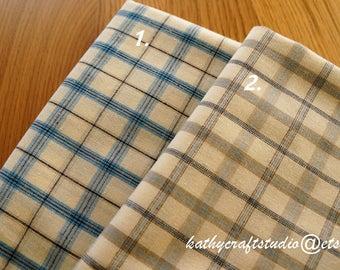 Half yard -- Sewing cotton linen fabric