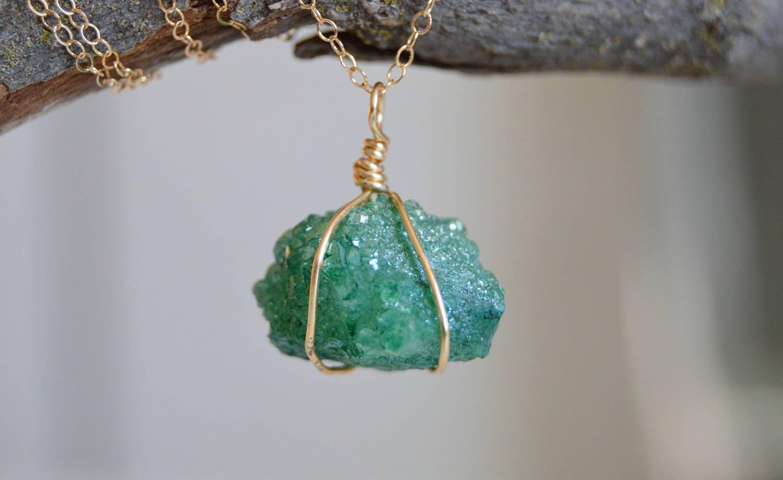 Titanium Green Aura Quartz-Divine Energy-Angels-Cleanses Aura-Wire ...