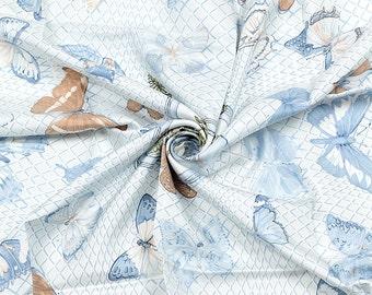 "HERMES SCARF Silk ""Farandole"" by Caty Latham Vintage 90cm Carre 100% Auth"