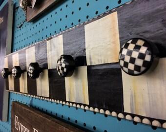 Wall Hanger/Knob Hanger/Towel Rack