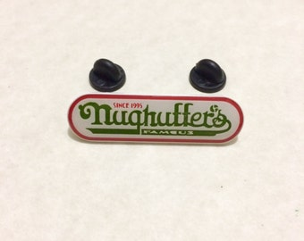 """Lot Creep Labs - Disco Biscuits """"Nughuffer"""" Pin"""