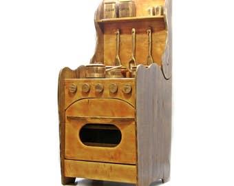 Wooden BIG Play-Kitchen