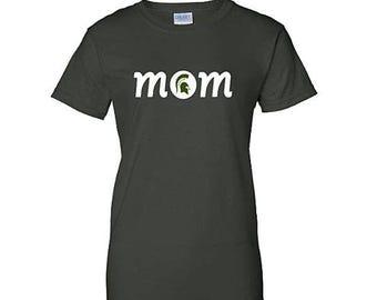 Michigan State Spartans Mom Shirt, Mom Shirt, MSU