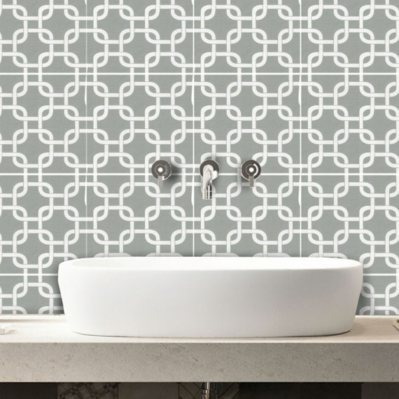 tile stickers bathroom tile stickers decal for kitchen bathroom back splash or 14703 | il 570xN.1120473205 jfch