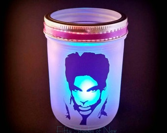 Prince Lantern with color changing tealight