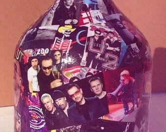 U2 Collector's Bottle