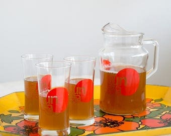 Sun Tea Set of 6