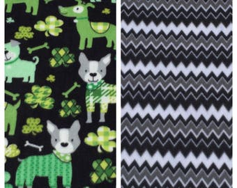 Fleece Dog Blanket(D199,D153)
