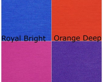 "Solid PontI De Roma Double Knit Fabric ""PNDR1N-250"""