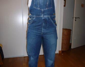 overalls levis size S orange tab