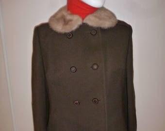 jacket /manteaux vintage furs