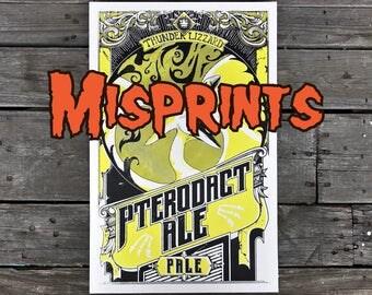 Pterodact Ale Misprint