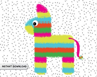 pin the tail on the donkey, fiesta decorations, fiesta birthday decorations, fiesta birthday game